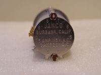JANKO Robuster Drehschalter 4 Ebenen  16 Kontakte  115V 5A / 28V 3A