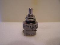 JANKO Robuster Drehschalter 1 Ebenen  6 Kontakte  115V 2A