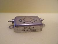 SPRAGUE Thermoschutzschalter / Temperatursicherung  JN14-818B