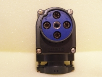 Socapex Stecker FF 4504 DGB  4Pol