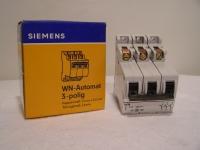 Siemens WN-Automat Schutzschalter G6 5SK3306