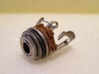 Klinkenbuchse Klinkeneinbaukupplung JJ-089 6.35 mm 5-Stück