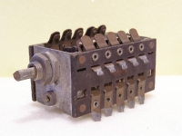 Magnum Robuster Drehschalter 2 Ebenen 20 Kontakte