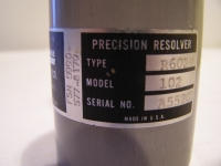 Reeves Precision Resolver R602H