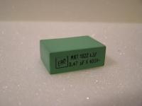 5 x ERO MKT 1822 L3 Folienkondensator Kondensator 0,47µF 400V