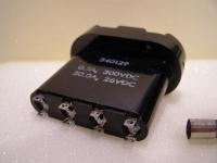INC Littelfuse Sicherungshalter 0,5A 300VDC / 30,0A 26VDC / 15A 250V