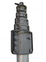 Geroh Antennen - Alu-Kurbelmast 9 Meter