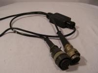 Adapterkabel vom Funkprüfgerät S-123Z zum Panzerfunk?stelle R111