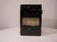 Antikes M 4100/1 Megohmmeter / Kurbelinduktor / Ohmmeter K? und M?