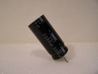 ELNA Kondensatoren  Elektrolyt‑Kondensator  2200µF 25V (10 Stück)