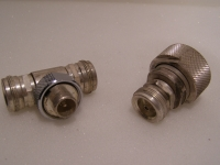 Original HF Spinner Winkel-Adapter mit 3x-Spinner-Buchse