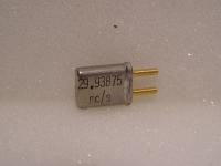Quarzmodul / MHz Crystal Tfk.OY S60B Frequenz 29,9387 MHz Neuware  5-Stück