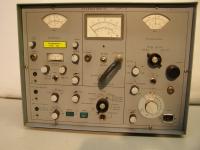 H G Neuwirth Hannover Funkprüfgerät FUP 1A Frequenzbe?reich 10...180 MHz
