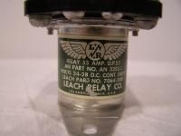 LEACH RELAY RELAIS 55 A VOLTS 24-28 D.C.
