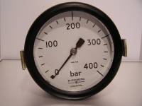 Budenberg Manometer 0....400 bar