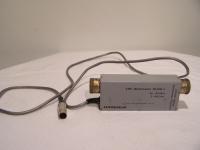 Hagenuk VHF - Wattmeter 10/ 25-1 40...200 MHz Z = 60 Ohm (Richtkoppler)