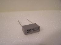 Fiable Kondensator Folienkondensator K5 47nF 400V 2% (5 Stück)