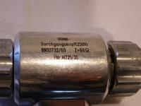 Rohde & Schwarz UDND Durchgangskopf  BN10732/60  250V  60Ohm