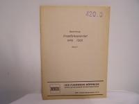 Prozeßsteuereinheit KPS 1300 Beschreibung