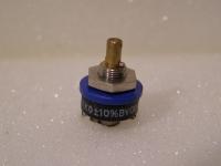 Keramik-Drahtpotentiometer Drahtwiderstand  1KΩ +- 10% BY00163  ( 3 Stück )