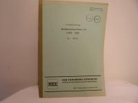Bedienwahlschalter 211 KWB 1300 Typ 1493.145