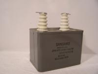 SANGAMO Kondensator 0,009µF 5000 V AC / 10000 V DC