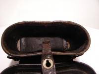 Fernglas-Tasche, Leder