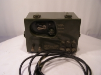 MILITARY RADIO CONTROL UNIT C-1714 /PG