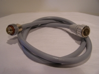 Koaxialkabel Verbindungskabel vom Spinner BN 209800 zum R&S Dezifix FNB 1003/60