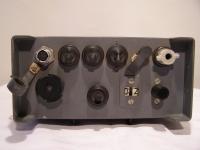 NVA Tornisterfunkgerät UFT 435  (2)