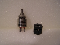 MCB BOBI 12 Potentiometer 2,2KΩ+-10% 672 FRANCE  (3 Stück)