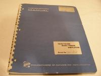 Tektronix Instruction Manual 7A18/7A18N Dual Trace Amplifier