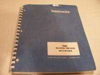Tektronix Instruction Manual 7B85 Delaying Time Base With Options