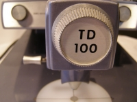 Macbeth Quantalog TD-100 Scanning Transmission Densitometer