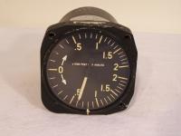 Variometer VM-450-2-L x1000 Feet Per Minute