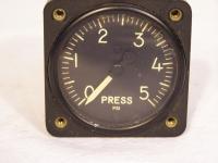 Hydraolic Press Instrument Mil-G-7734B 0...5 x100 psi