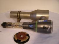 Telefunken 008073/22 Oszillographenröhre Kathodenstrahlröhre Bildröhre