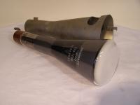 Miniwatt Dario DG 10/6 Oszillographenröhre Kathodenstrahlröhre Bildröhre