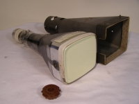 Telefunken D14-13 GM Oszillographenröhre Kathodenstrahlröhre Bildröhre Gebraucht