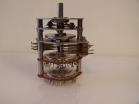 Robuster Stufenschalter Drehschalter mit 3 Ebenen und 64 Kontakte