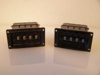 Wahlschalter Kodierschalter 0000 bis 7777  2-Stück