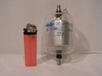 Vakuumkondensator  25 pF + - 10% 15KW
