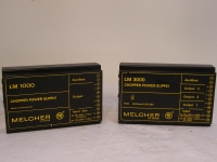 Melcher LM1000 / LM3000 Chopper Power Supply