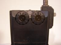 Storno Handfunkgerät Stornophone 800 Type COP833U als Ersatzteilträger