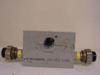 R&S Reflektometer Type ZUP.BN 3569 FNr.312/3/16