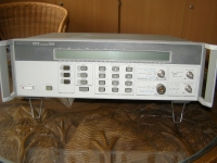 HP Agilent Keysight 5361 B Microwave Counter Pulse / CW 26,5 GHz