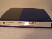 R&S Microsoft MS-dos Programmer Refernce Manual