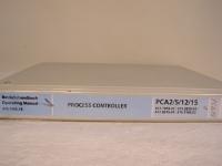 R&S Process Controller PCA2/5/12/15 Betriebshandbuch