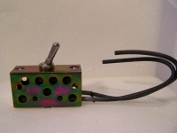 Robuster Kippschalter / Switch 250V 2,A Neuware !