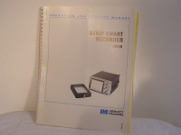 Hewlett Packard Strip Chart Recorder 7155B